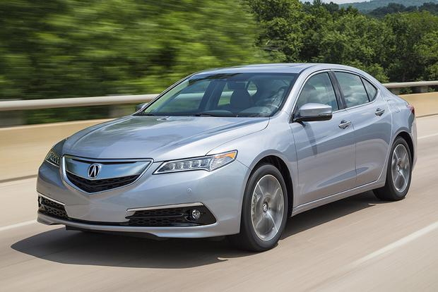 2014 Acura TSX vs. 2015 Acura TLX: What's the Difference? featured image large thumb10