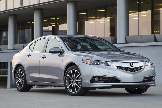 2014 Acura Tsx Vs 2015 Acura Tlx What S The Difference