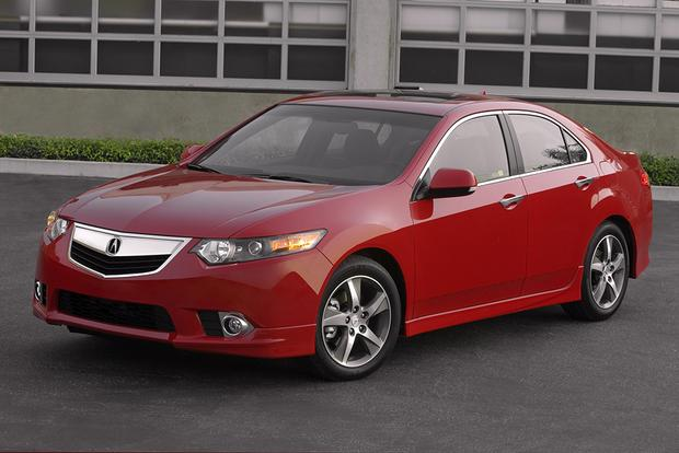 2014 Acura TSX vs. 2015 Acura TLX: What's the Difference? featured image large thumb9