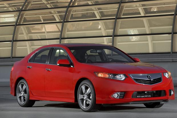 2014 Acura TSX vs. 2015 Acura TLX: What's the Difference? featured image large thumb11