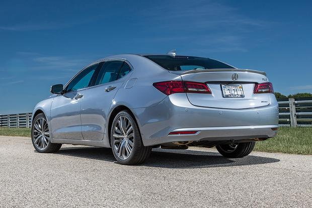 2015 Acura TLX vs. 2015 Lexus IS: Which Is Better? featured image large thumb1
