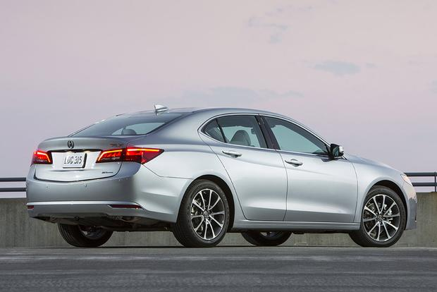 2015 Acura TLX vs. 2015 Lexus IS: Which Is Better? featured image large thumb3