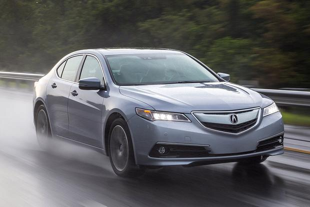 2015 Acura TLX vs. 2015 Lexus IS: Which Is Better? featured image large thumb5