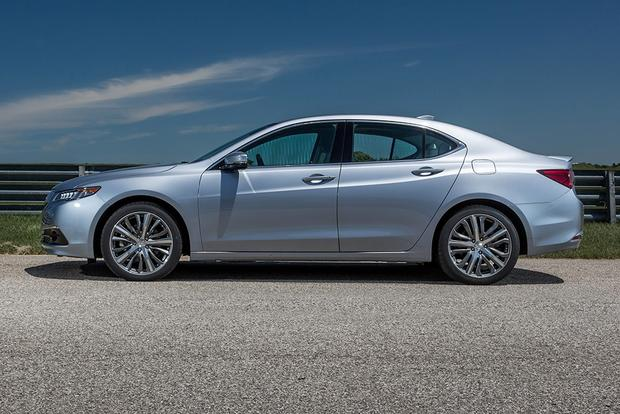 2015 Acura TLX vs. 2015 Lexus IS: Which Is Better? featured image large thumb9
