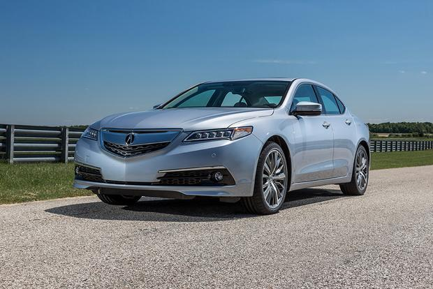 2015 Acura TLX vs. 2015 Lexus IS: Which Is Better ...