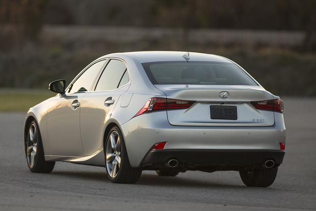 2015 Acura TLX vs. 2015 Lexus IS: Which Is Better? featured image large thumb2