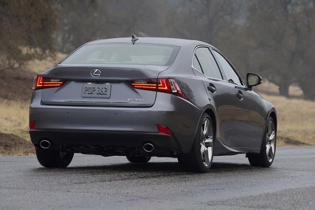 2015 Acura TLX vs. 2015 Lexus IS: Which Is Better? featured image large thumb4