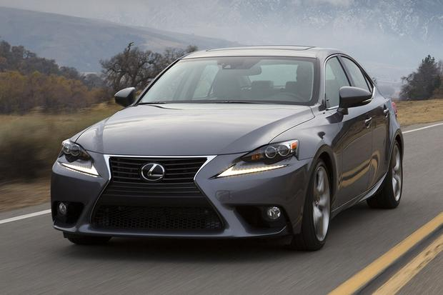 2015 Acura TLX vs. 2015 Lexus IS: Which Is Better? featured image large thumb0