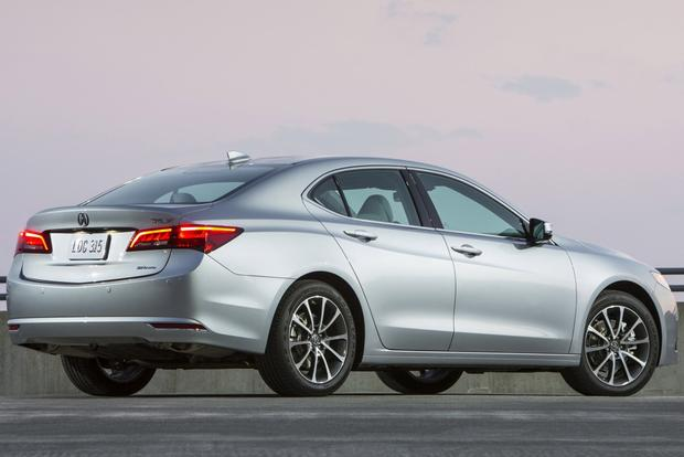 2015 Acura TLX vs. 2014 Infiniti Q50: Which Is Better? featured image large thumb0