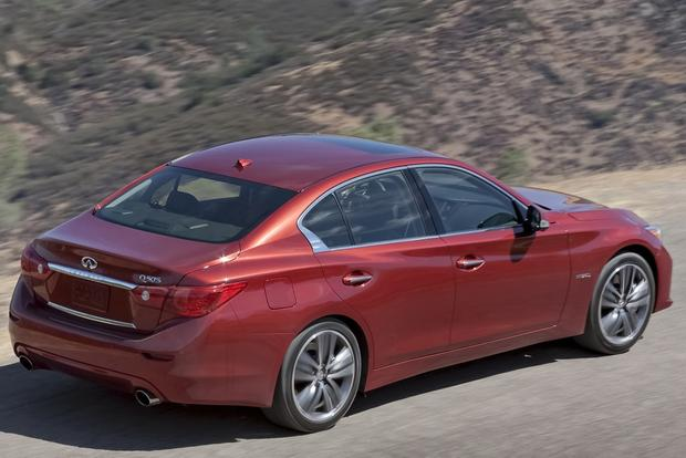 2015 Acura TLX vs. 2014 Infiniti Q50: Which Is Better? featured image large thumb1