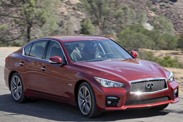 2015 Acura TLX vs. 2014 Infiniti Q50: Which Is Better ...