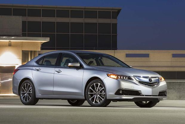 2016 Acura Tlx New Car Review Autotrader