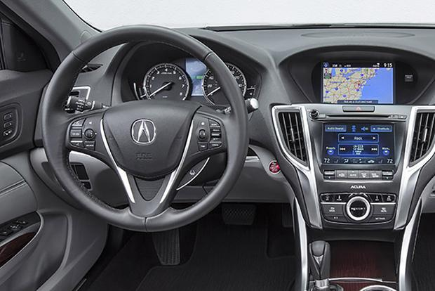 2016 Acura Tl >> 2016 Acura Tlx Vs 2016 Audi A4 Which Is Better Autotrader