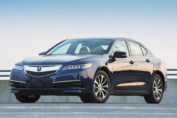 2017 acura tlx new car review autotrader. Black Bedroom Furniture Sets. Home Design Ideas