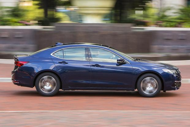 2017 Acura TLX: New Car Review featured image large thumb1