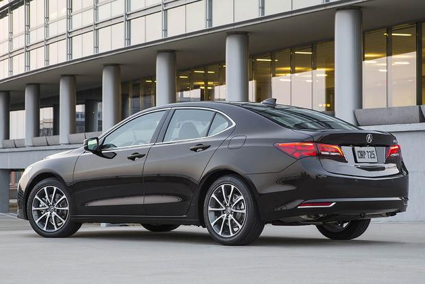 2017 Acura TLX: New Car Review featured image large thumb3