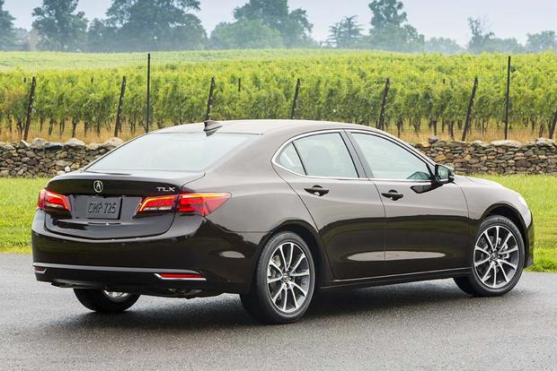 2017 Acura TLX: New Car Review featured image large thumb4