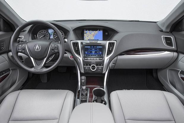 2017 Acura TLX: New Car Review featured image large thumb5