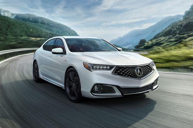 2018 Acura TLX: New Car Review featured image large thumb7