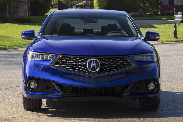 2018 Acura TLX: New Car Review featured image large thumb1