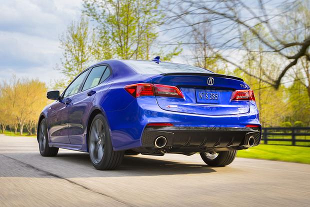 2018 Acura TLX: First Drive Review featured image large thumb3