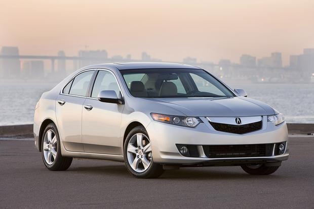 2009 Acura TSX: Used Car Review featured image large thumb2