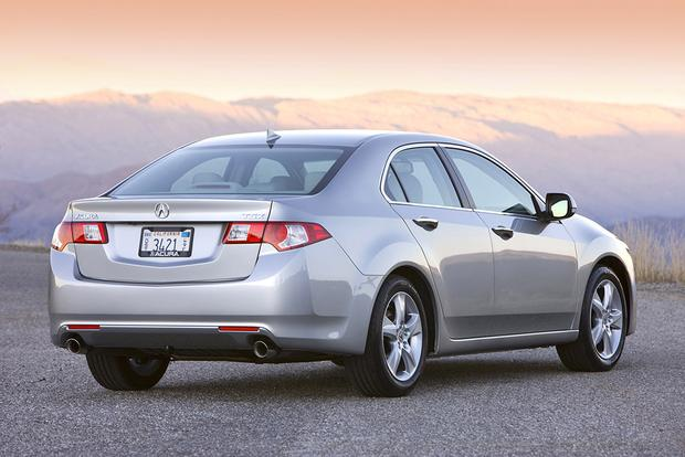 2009 Acura TSX: Used Car Review featured image large thumb3