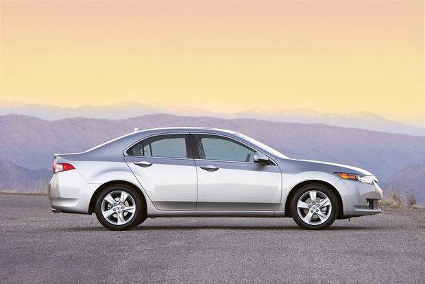 2009 Acura TSX: Used Car Review featured image large thumb5
