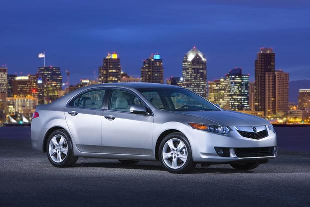 2010 Acura Tsx Used Car Review Autotrader