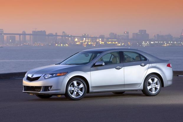 Acura TSX Used Car Review Autotrader - Used cars acura