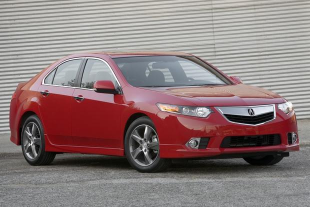 2012 Acura TSX: New Car Review - Autotrader