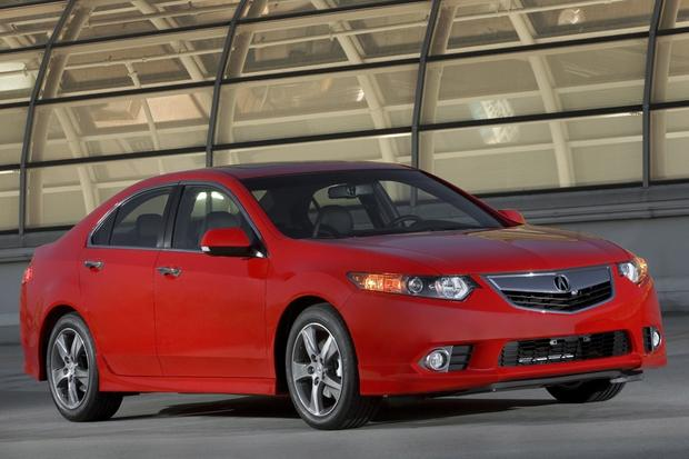 2014 Acura TSX: New Car Review featured image large thumb0