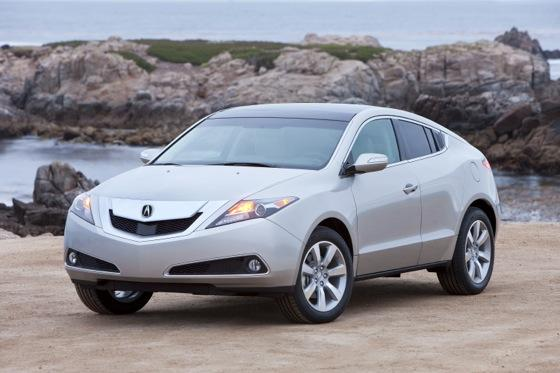 2013 Acura ZDX: New Car Review featured image large thumb1