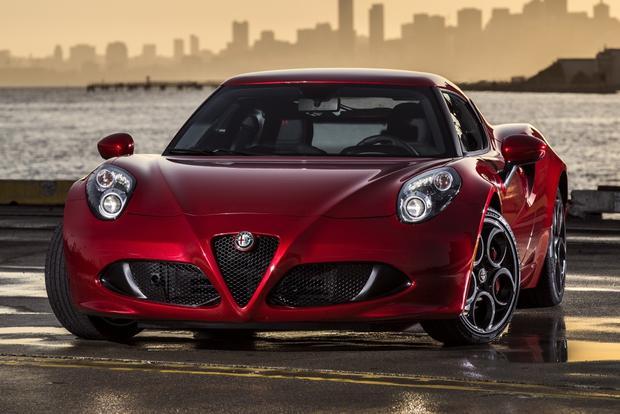 Autotrader Alfa Romeo Alfa Romeo Giulia Saloon Review Auto - Autotrader alfa romeo