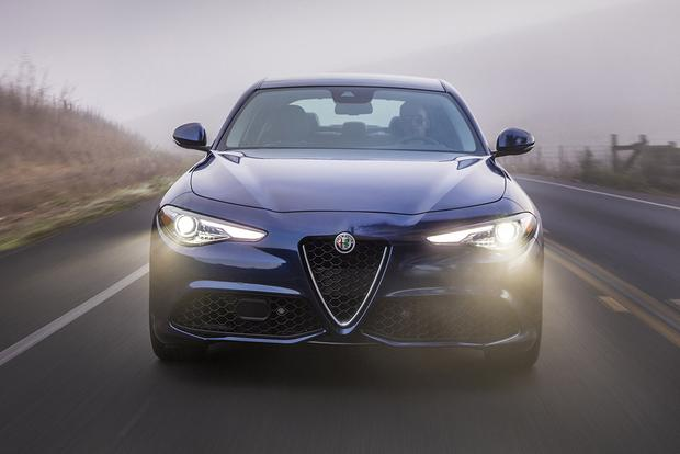 2017 Alfa Romeo Giulia: Looking for American Success