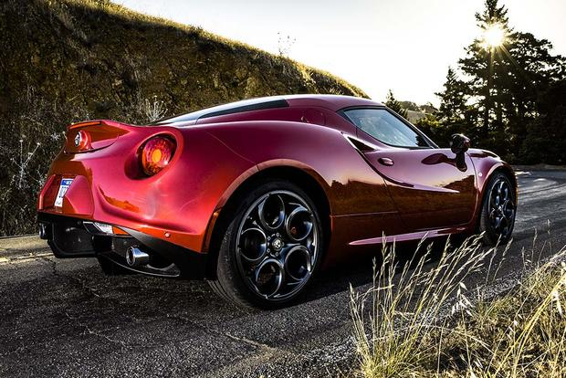 2017 Alfa Romeo 4C: Overview featured image large thumb5