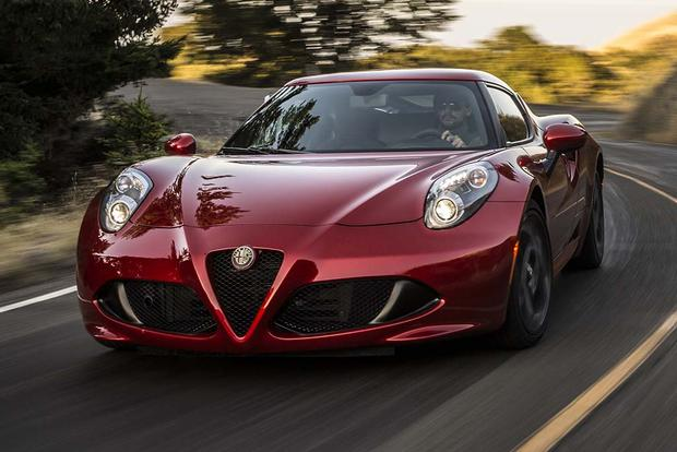 2017 Alfa Romeo 4C: Overview featured image large thumb0