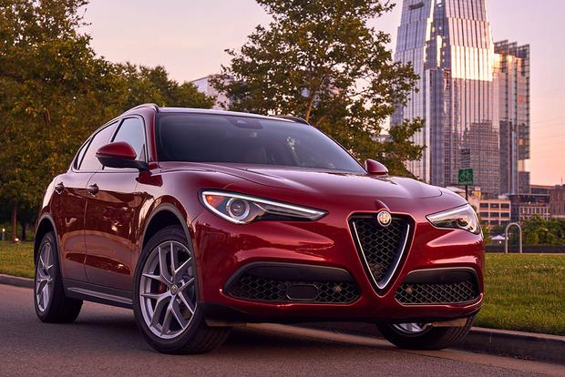 2018 Alfa Romeo Stelvio: New Car Review featured image large thumb0