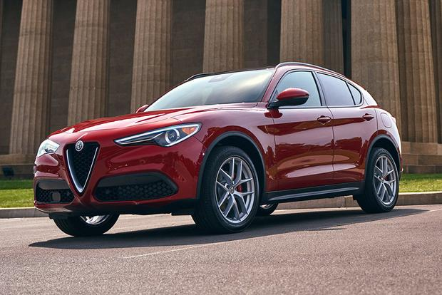 2018 Alfa Romeo Stelvio: New Car Review featured image large thumb2