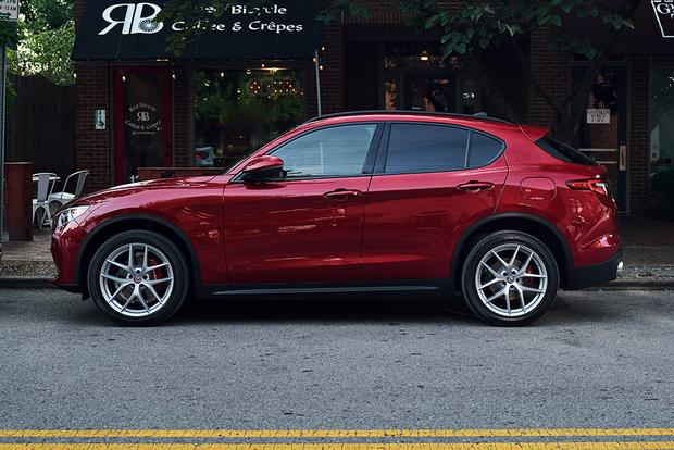 2018 Alfa Romeo Stelvio: New Car Review featured image large thumb3