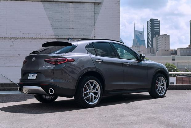 2018 Alfa Romeo Stelvio: New Car Review featured image large thumb6