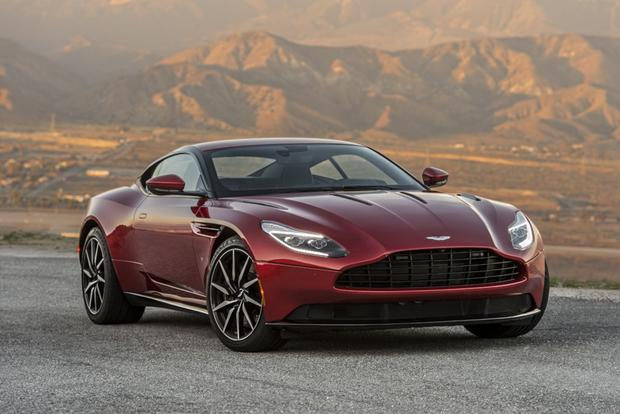 The Aston Martin DB Costs And Its Amazing Autotrader - How much does a aston martin cost