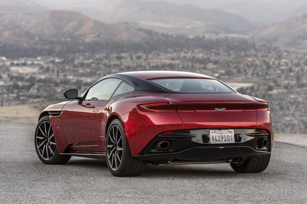 2017 Aston Martin DB11: Overview featured image large thumb1