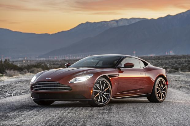 2017 Aston Martin DB11: Overview featured image large thumb0