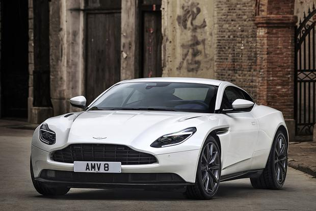 2018 Aston Martin DB11: Overview featured image large thumb2