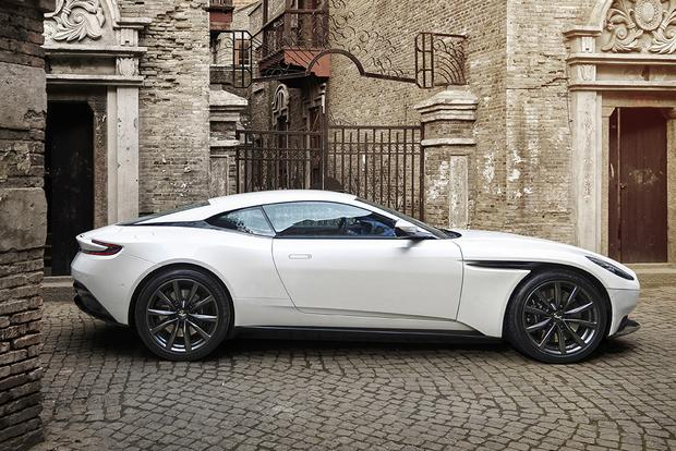 2018 Aston Martin DB11: Overview featured image large thumb4