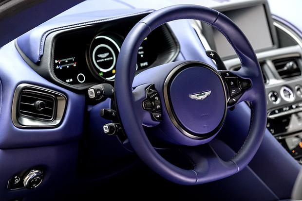 2018 Aston Martin DB11: Overview featured image large thumb5