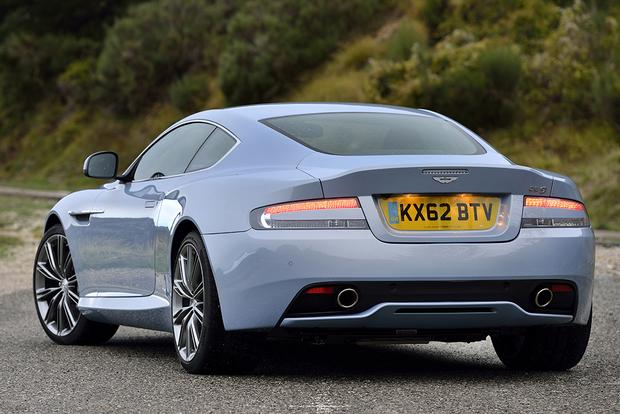 2015 Aston Martin DB9: Overview featured image large thumb1