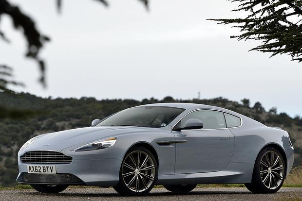 2015 Aston Martin DB9: Overview featured image large thumb2
