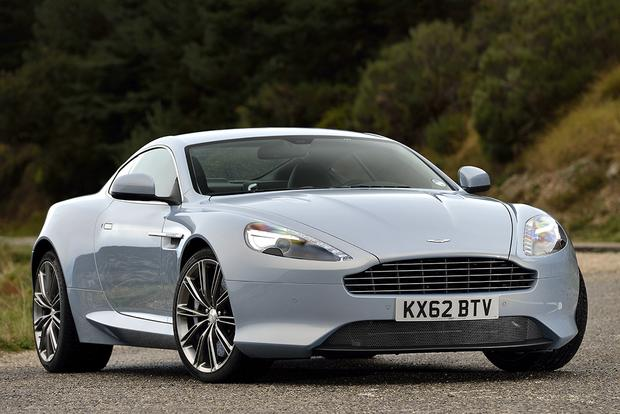 2015 Aston Martin DB9: Overview featured image large thumb0